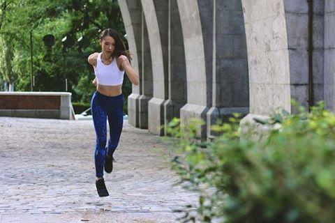 Sal a correr aumenta bienestar