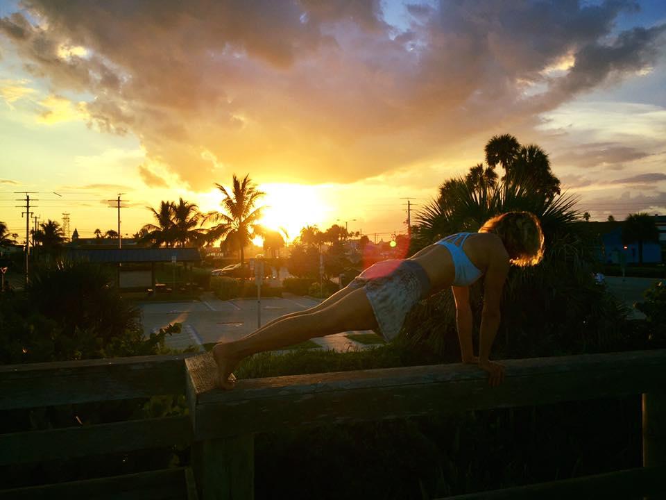 Pilatesplaza – Claude Rigaudeau – Playa Cocoa (EEUU)