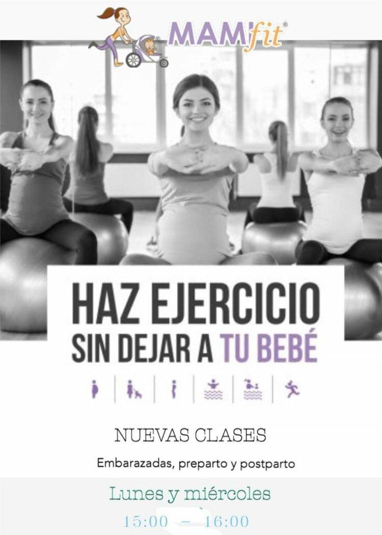 Nuevas Clases Mamifit en Pilatesplaza