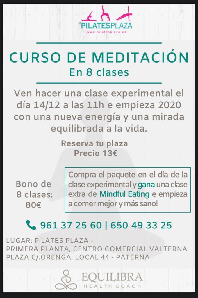 Curso Meditacion 8 Clases