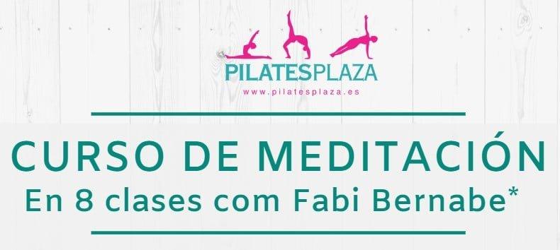 Curso de Meditación – 8 Clases – Fabi Bernabe