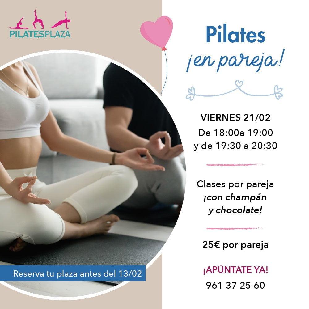 San Valentín – Pilates en Pareja